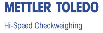Mettler Toledo Hi-Speed Checkweighers